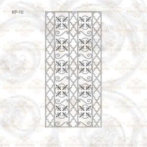 Кованая решетка КР-10 Размер ШхВ: 980х2024